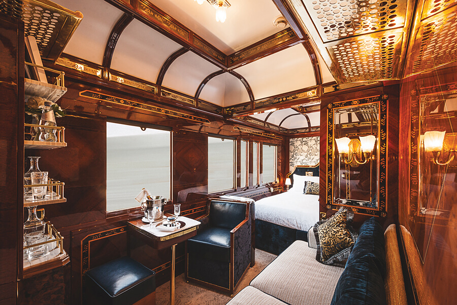 Venice Simplon-Orient-Express   Travel in Style