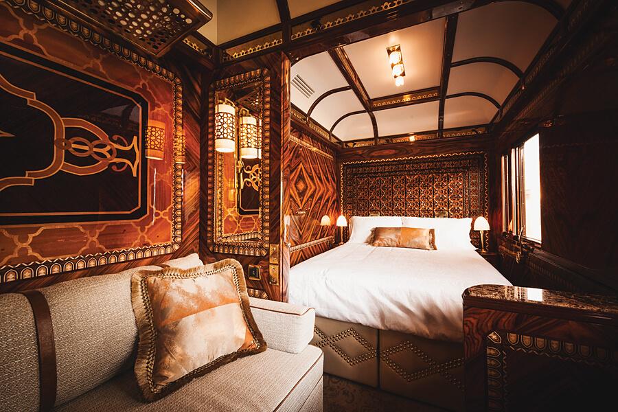 Venice Simplon-Orient-Express   Luxury Train Travel