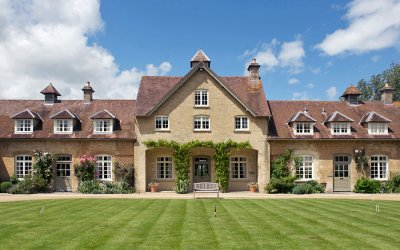 The Cotswolds charm of Bruern Cottages