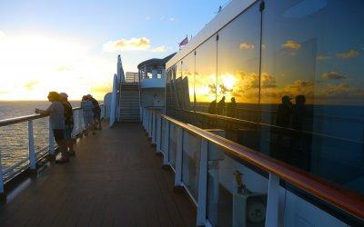 Boutique ocean cruising aboard the Viking Sea