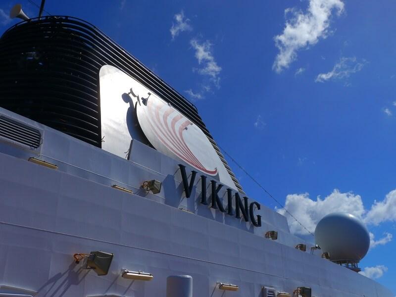 The Viking Sea