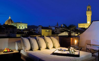 Gallery Hotel Art | Elegance and art in the heart of Florence