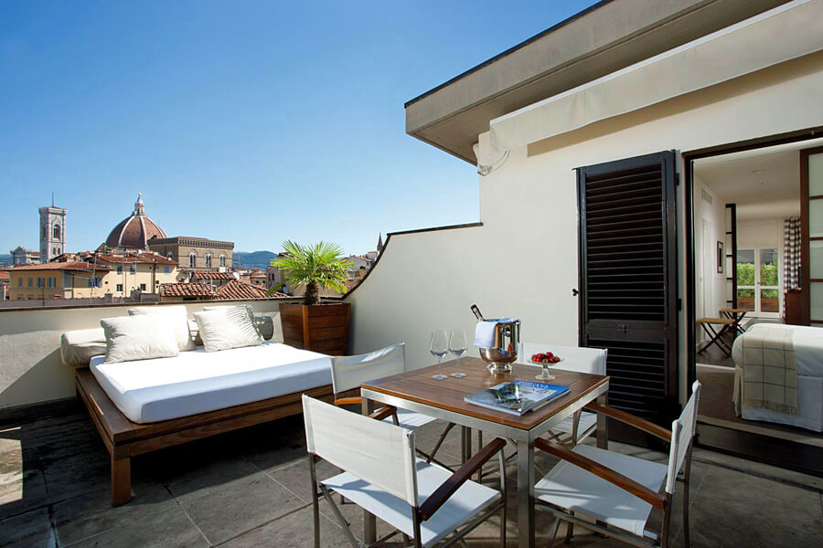 Gallery Art Hotel, Florence, Italy