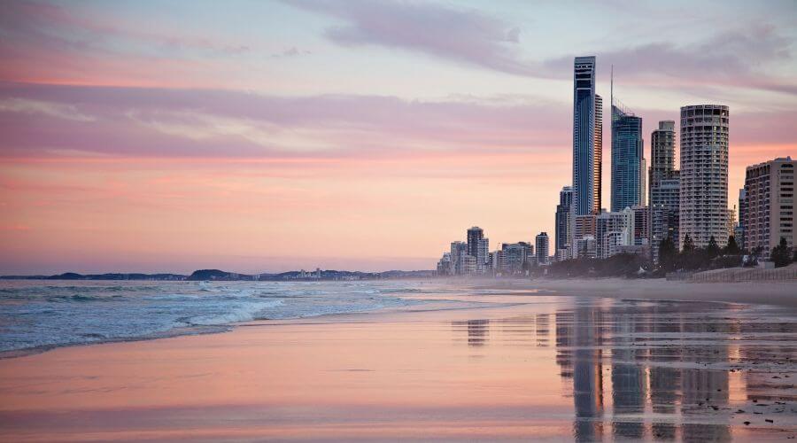 Combining a beach and city-based honeymoon