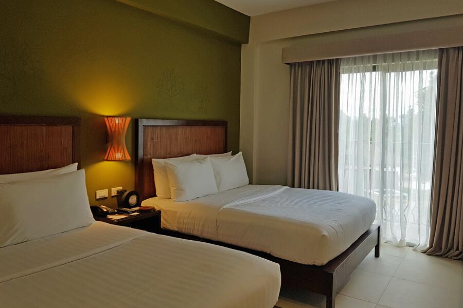 Bacau Bay Resort Coron Philippines - bedroom